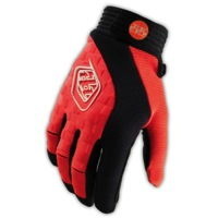 Troy Lee Youth Sprint Gloves - Flo Orange