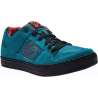 Five Ten Freerider Flat Pedal Men's Shoe - Teal/Grenadine