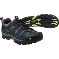 Keen Commuter IV Mountain Sandal - Midnight Navy/Green Glow
