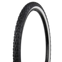 "Kenda WW Stud Cruiser 26"" Tire"