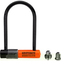"Kryptonite Total Package U-Lock w/WheelNutz - 3.75"" x 6.5"""