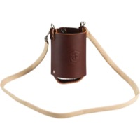 Fyxation Leather Beer Holster with Strap