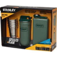 Stanley Adventure Steel Shots and 8oz SS Flask Set
