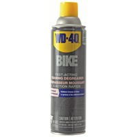 WD-40 BIKE Fast-Acting Foaming Degreaser