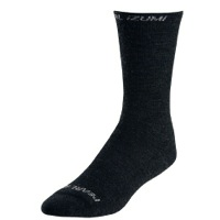 Pearl Izumi Elite Thermal Wool Socks 2019 - Black