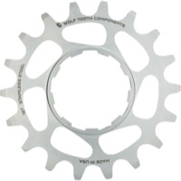 Wolf Tooth Components Single Speed Stainless Cogs