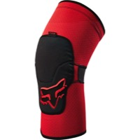 Fox Racing Launch Enduro Knee Guard - Red
