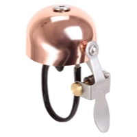 Crane Bell Company E-Ne Bell - Polished Copper