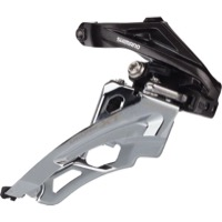 Shimano FD-M8000 XT Triple Front Derailleur - 3 x 11 Speed Side Swing