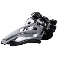 Shimano FD-M8020 XT Double Front Derailleur - 2 x 11 Speed Side Swing