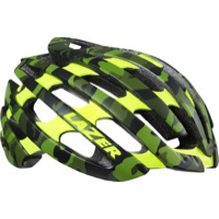 Lazer Z1 Helmet 2017 - Camouflage Flash Yellow
