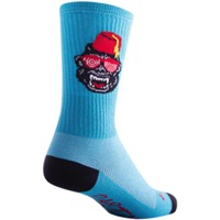 "SockGuy Party Animal Crew Socks - 6"" crew cuff"