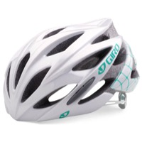 Giro Sonnet Women's Helmet 2016 - White Pearl Crackle