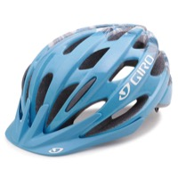 Giro Verona Women's Helmet 2016 - Ice Blue Flowers