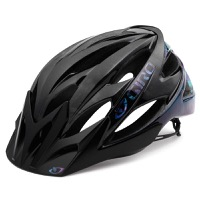 Giro Xara Women's Helmet 2016 - Black Galaxy
