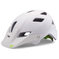 Giro Feather Women's Helmet 2016 - Matte White/Lime