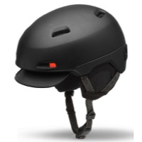 Giro Shackleton Helmet 2017 - Matte Black