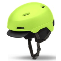 Giro Shackleton Helmet 2017 - Matte Highlight Yellow