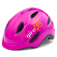 Giro Scamp Youth Helmet 2016 - Magenta