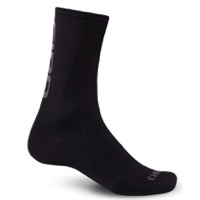 Giro HRc Team Socks 2019 - Black/Dark Shadow