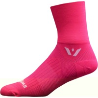 Swiftwick Aspire Four Socks - Pink