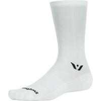 Swiftwick Aspire Seven Socks - White