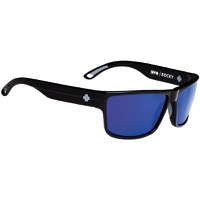 02f708a615 Spy Optic Rocky Polarized Sunglasses - Black - Black (Happy Bronze Polar  Blue Spectra Lens