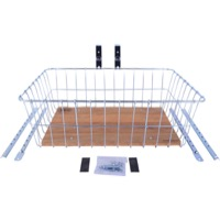 Wald 1392 Front Basket with Adjustable Legs