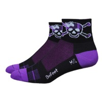 "DeFeet Aireator 2"" Jane Doe Womens Socks"
