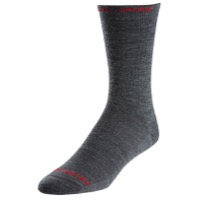 Pearl Izumi Elite Tall Wool Socks 2019 - Shadow Grey