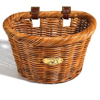 Nantucket Cisco D-Shape Basket