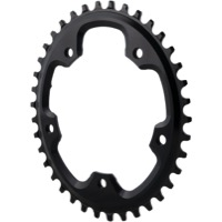 AbsoluteBlack Cyclocross Oval Chainring - 5 x 110mm BCD