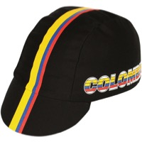 Pace Colombia Cycling Cap - Black