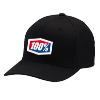 100% Essential Hat - Black