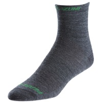Pearl Izumi Elite Wool Socks 2019 - Shadow Grey