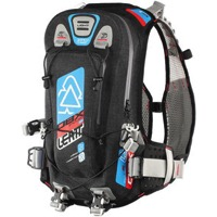 Leatt Enduro Lite WP 2.0 Hydration Pack - Black/Blue/Orange