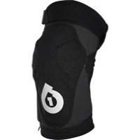 SixSixOne EVO Knee Guards - Black