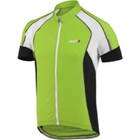 Louis Garneau Lemmon Vent Short Sleeve Jersey - Fluo Green
