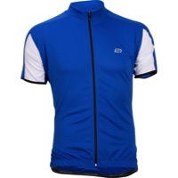 Bellwether Men's Criterium Cycling Jersey - Cobalt