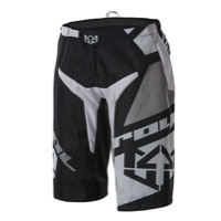Royal Racing Victory Race Shorts - Black/White/Grey