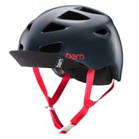 Bern Melrose Helmet 2016 - Satin Smoke Grey