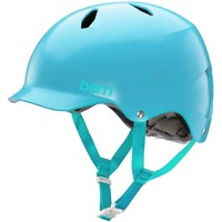 Bern Bandita Helmet 2017 - Satin Light Blue