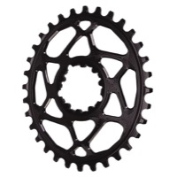 "AbsoluteBlack DM Sram GXP ""Boost"" Oval Chainring"
