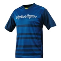 Troy Lee Skyline Jersey 2016 - Divided Dirty Blue