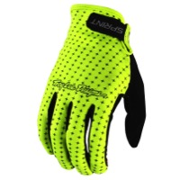 Troy Lee Youth Sprint Gloves 2017 - Flo Yellow