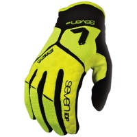 7iDP Tactic Gloves - Lime/Black
