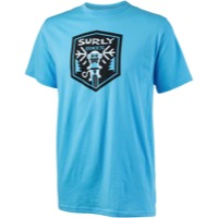 Surly Snow Monkey T-Shirt - Blue
