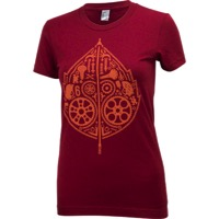 Twin Six Riding Season T-Shirt - Red