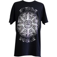 FBM Compass T-Shirt - Black