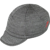 Pace Merino Wool Cap - Mini Herringbone